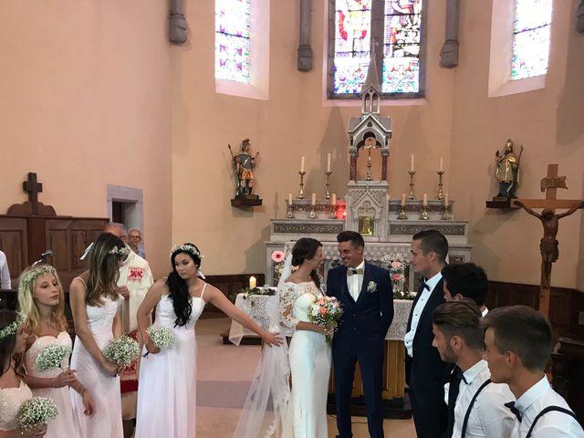 Le mariage de Kévin et Marine à Marlens, Haute-Savoie 36