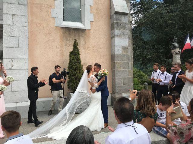 Le mariage de Kévin et Marine à Marlens, Haute-Savoie 20