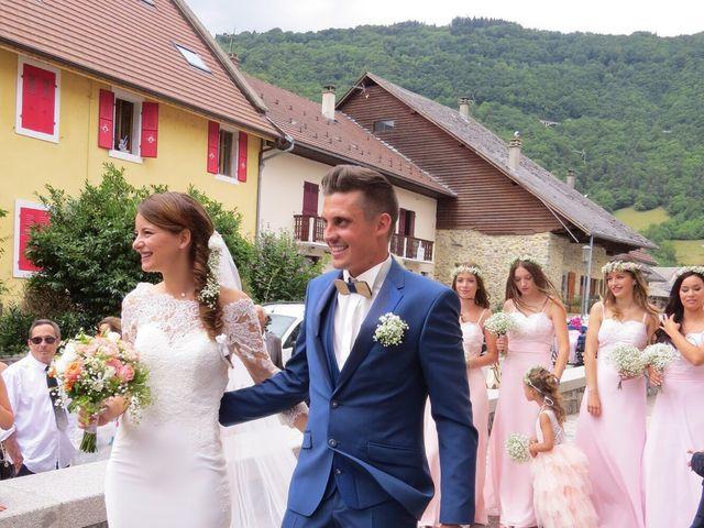 Le mariage de Kévin et Marine à Marlens, Haute-Savoie 24