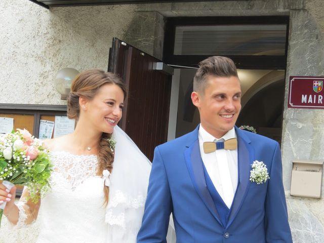 Le mariage de Kévin et Marine à Marlens, Haute-Savoie 30