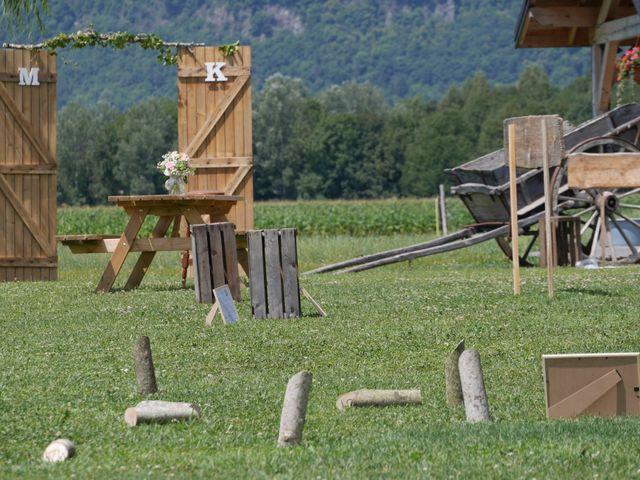 Le mariage de Kévin et Marine à Marlens, Haute-Savoie 72