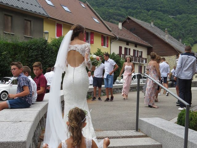 Le mariage de Kévin et Marine à Marlens, Haute-Savoie 34