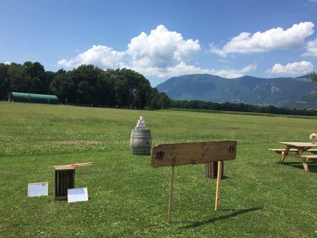 Le mariage de Kévin et Marine à Marlens, Haute-Savoie 93