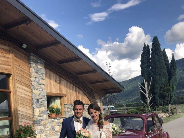 Le mariage de Kévin et Marine à Marlens, Haute-Savoie 57