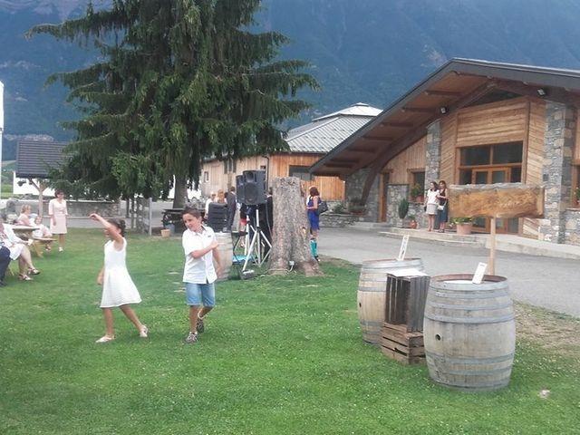 Le mariage de Kévin et Marine à Marlens, Haute-Savoie 94