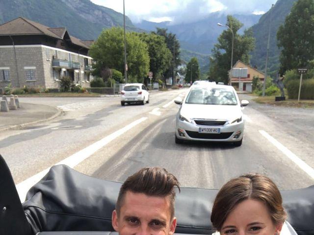 Le mariage de Kévin et Marine à Marlens, Haute-Savoie 54