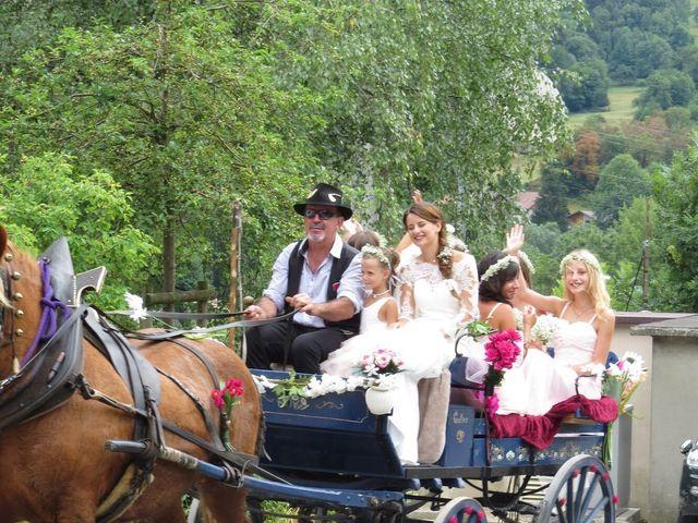 Le mariage de Kévin et Marine à Marlens, Haute-Savoie 17