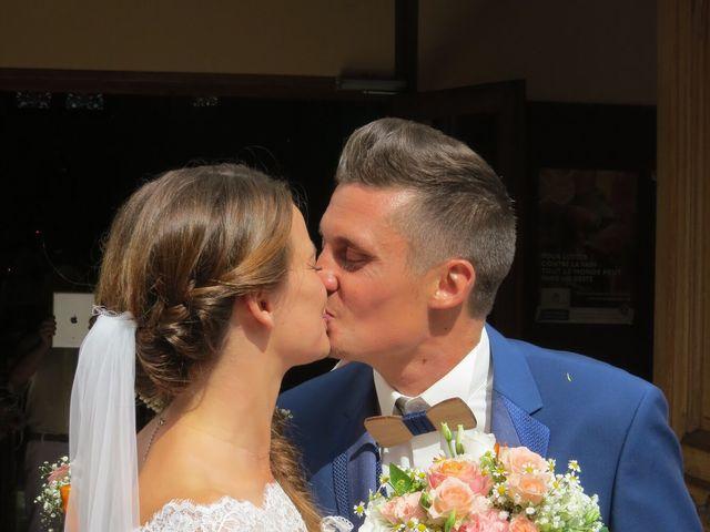 Le mariage de Kévin et Marine à Marlens, Haute-Savoie 50