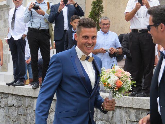 Le mariage de Kévin et Marine à Marlens, Haute-Savoie 15