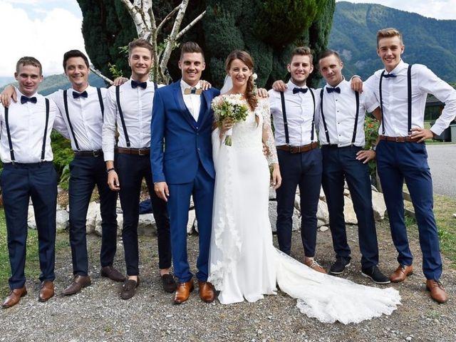 Le mariage de Kévin et Marine à Marlens, Haute-Savoie 97