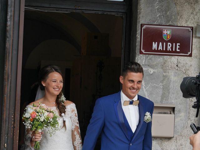 Le mariage de Kévin et Marine à Marlens, Haute-Savoie 27