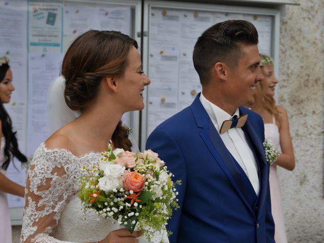 Le mariage de Kévin et Marine à Marlens, Haute-Savoie 29