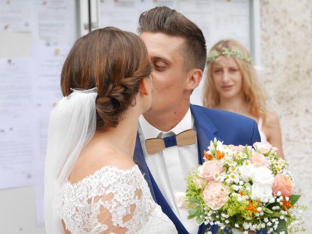 Le mariage de Kévin et Marine à Marlens, Haute-Savoie 32