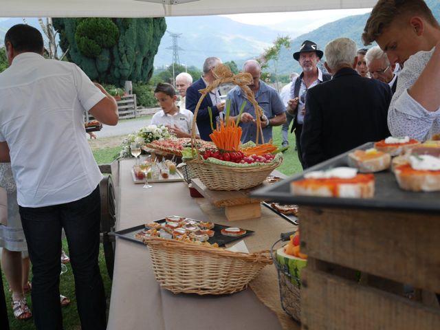 Le mariage de Kévin et Marine à Marlens, Haute-Savoie 79