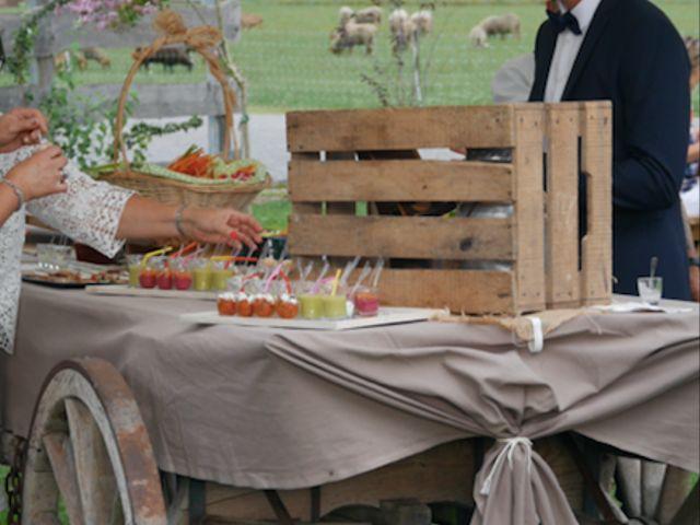 Le mariage de Kévin et Marine à Marlens, Haute-Savoie 80