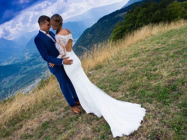 Le mariage de Kévin et Marine à Marlens, Haute-Savoie 107
