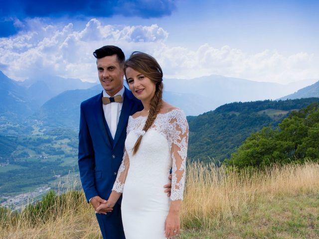 Le mariage de Kévin et Marine à Marlens, Haute-Savoie 108