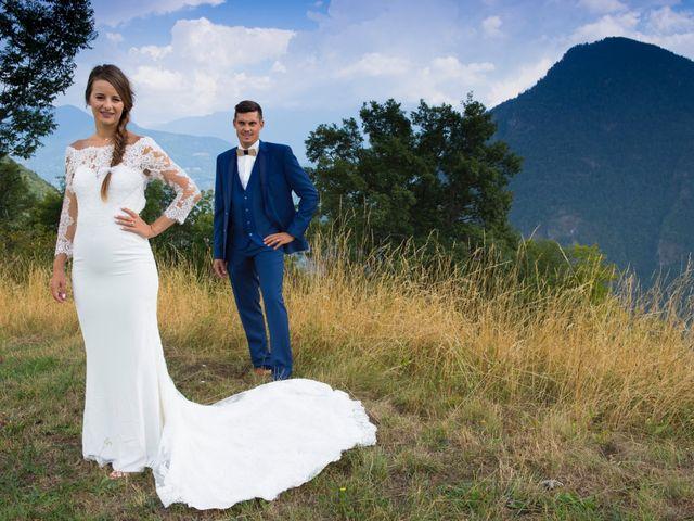 Le mariage de Kévin et Marine à Marlens, Haute-Savoie 109