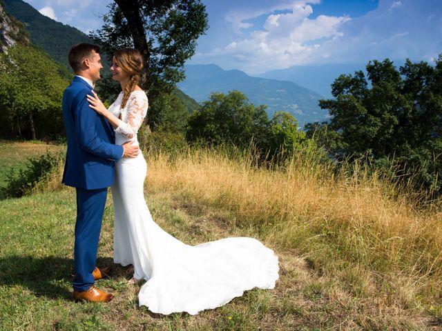 Le mariage de Kévin et Marine à Marlens, Haute-Savoie 111