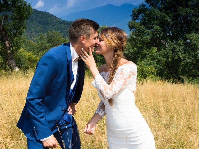 Le mariage de Kévin et Marine à Marlens, Haute-Savoie 112