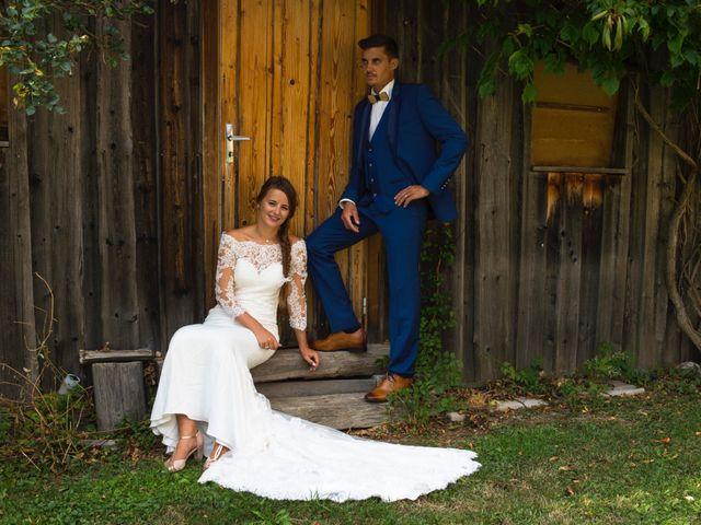 Le mariage de Kévin et Marine à Marlens, Haute-Savoie 114
