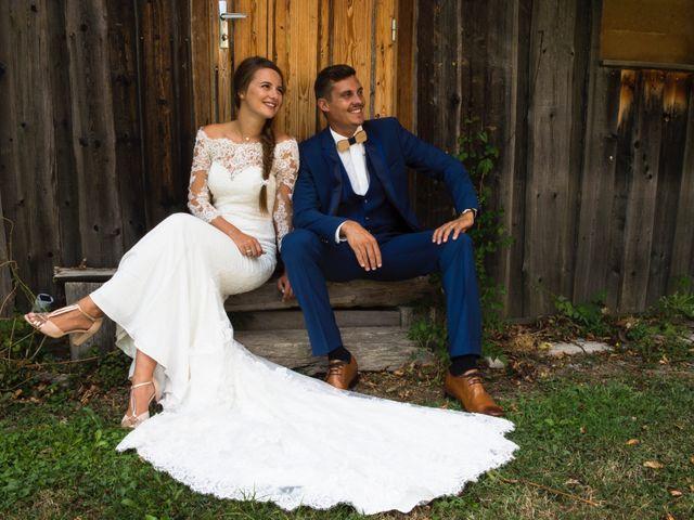 Le mariage de Kévin et Marine à Marlens, Haute-Savoie 115