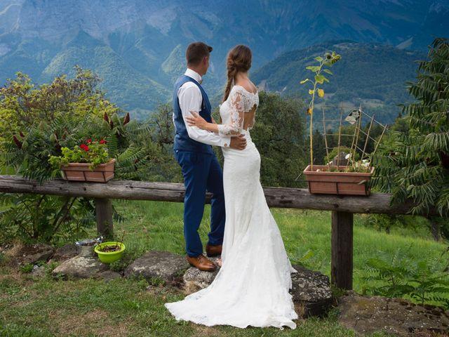 Le mariage de Kévin et Marine à Marlens, Haute-Savoie 103