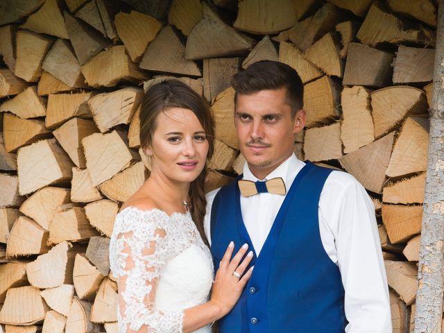 Le mariage de Kévin et Marine à Marlens, Haute-Savoie 118