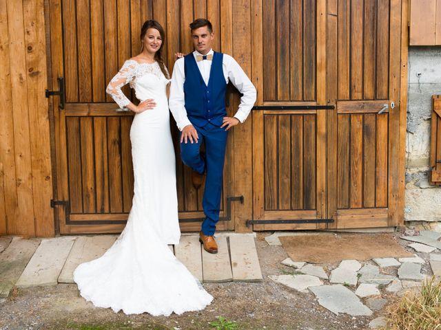 Le mariage de Kévin et Marine à Marlens, Haute-Savoie 122