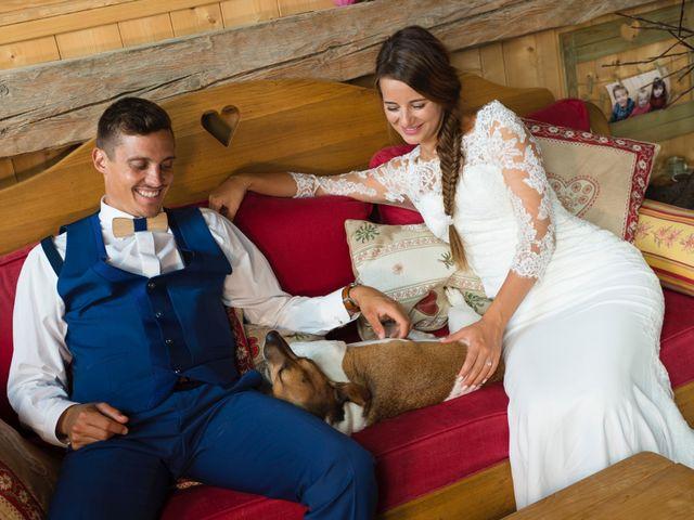 Le mariage de Kévin et Marine à Marlens, Haute-Savoie 125