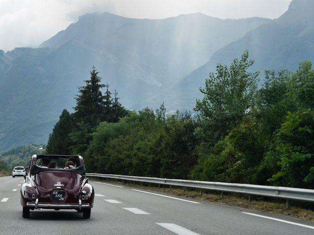 Le mariage de Kévin et Marine à Marlens, Haute-Savoie 55