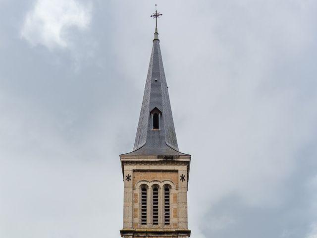 Le mariage de Frédéric et Pauline à Saint-Jean-d'Ardières, Rhône 14