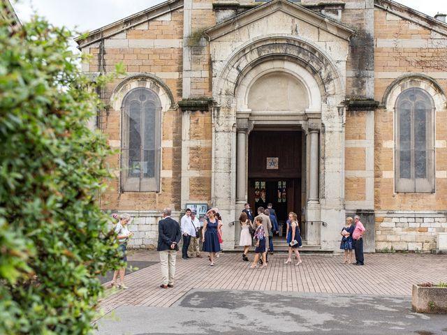 Le mariage de Frédéric et Pauline à Saint-Jean-d'Ardières, Rhône 15