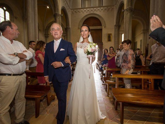 Le mariage de Frédéric et Pauline à Saint-Jean-d'Ardières, Rhône 17