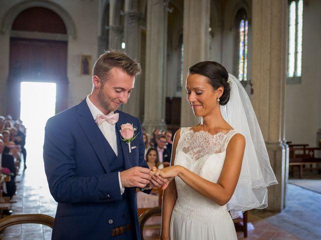 Le mariage de Frédéric et Pauline à Saint-Jean-d'Ardières, Rhône 21