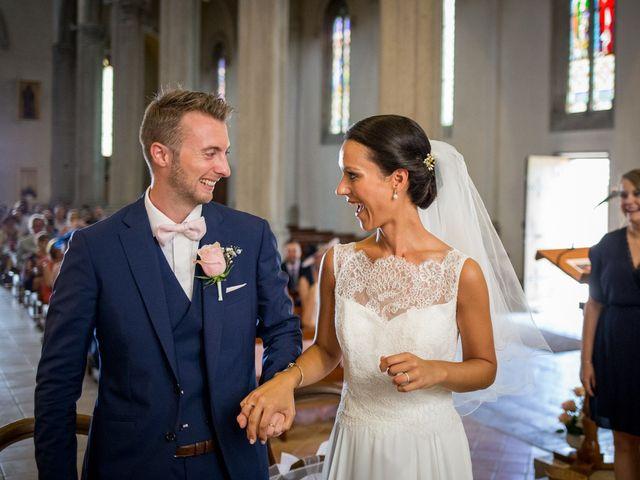 Le mariage de Frédéric et Pauline à Saint-Jean-d'Ardières, Rhône 23
