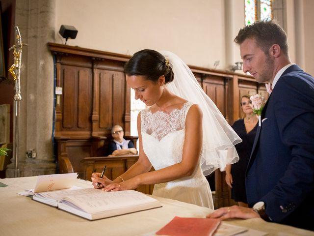 Le mariage de Frédéric et Pauline à Saint-Jean-d'Ardières, Rhône 24