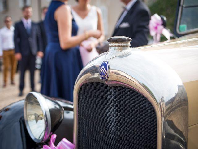 Le mariage de Frédéric et Pauline à Saint-Jean-d'Ardières, Rhône 31