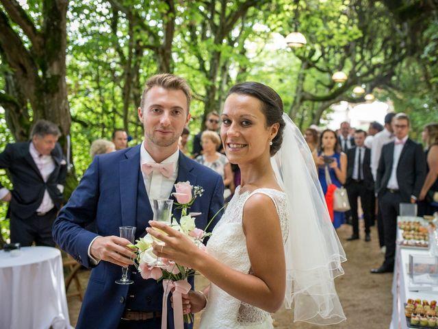 Le mariage de Frédéric et Pauline à Saint-Jean-d'Ardières, Rhône 35