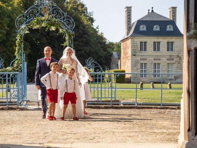 Le mariage de Thimothée et Clémence à Tilloloy, Somme 14