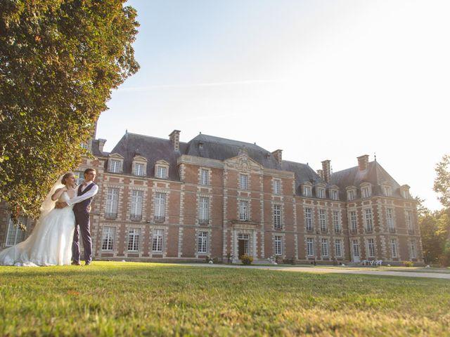 Le mariage de Thimothée et Clémence à Tilloloy, Somme 22