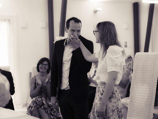 Le mariage de Simon et Fanny à Pollestres, Pyrénées-Orientales 17
