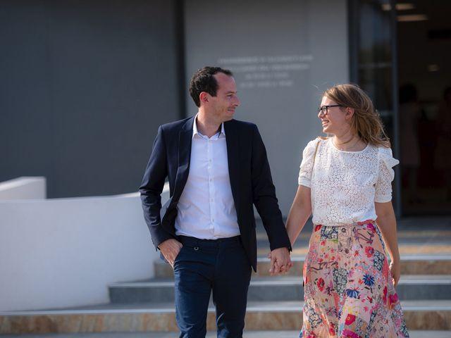 Le mariage de Simon et Fanny à Pollestres, Pyrénées-Orientales 19