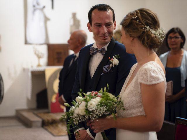 Le mariage de Simon et Fanny à Pollestres, Pyrénées-Orientales 37