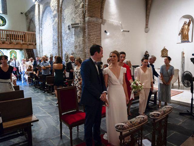 Le mariage de Simon et Fanny à Pollestres, Pyrénées-Orientales 48