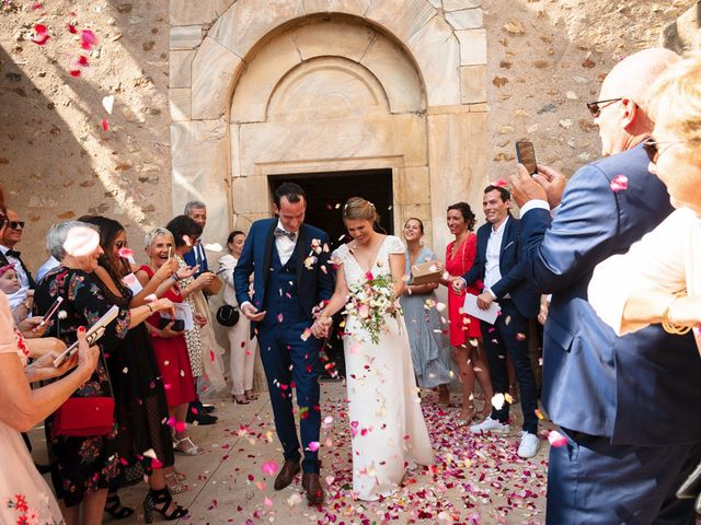 Le mariage de Simon et Fanny à Pollestres, Pyrénées-Orientales 55
