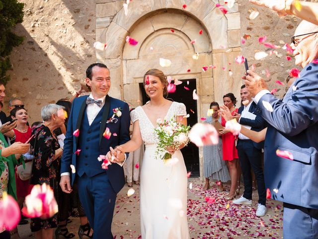 Le mariage de Simon et Fanny à Pollestres, Pyrénées-Orientales 56