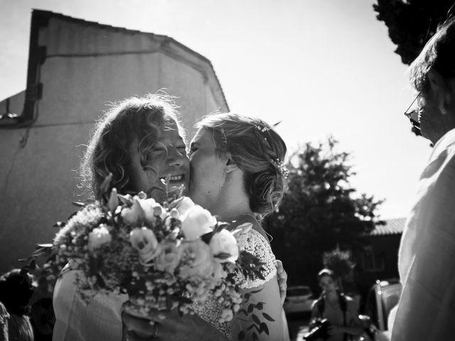 Le mariage de Simon et Fanny à Pollestres, Pyrénées-Orientales 62