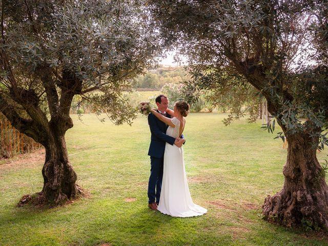 Le mariage de Simon et Fanny à Pollestres, Pyrénées-Orientales 74