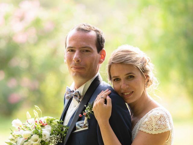 Le mariage de Simon et Fanny à Pollestres, Pyrénées-Orientales 77
